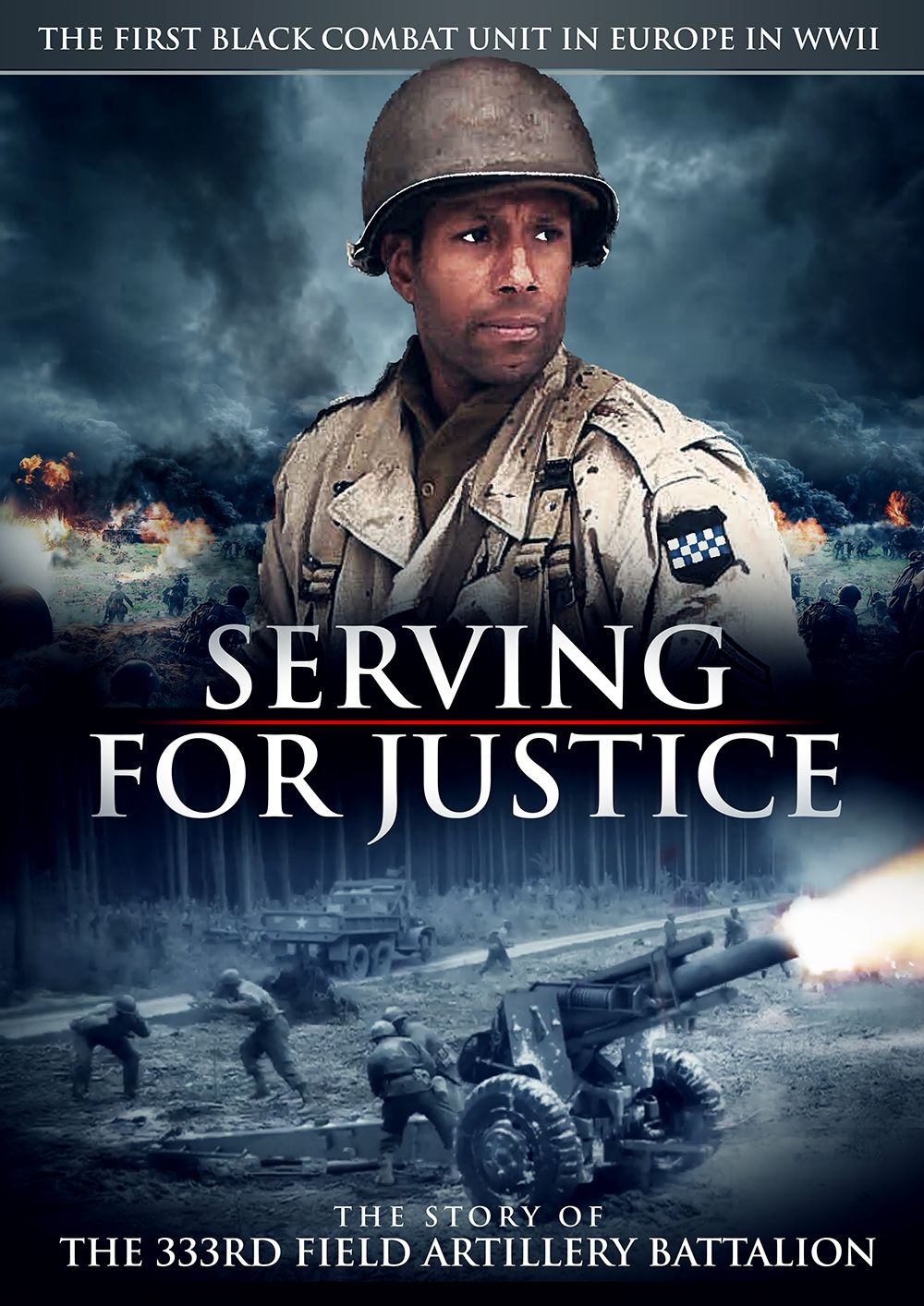 Serving For Justice now Available on Amazon Prime